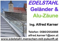 Karner - Edelstahl