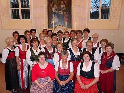 Bäuerinnen Singgruppe Wilhelmsburg