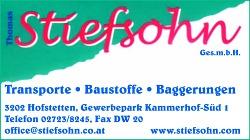 Thomas Stiefsohn GmbH