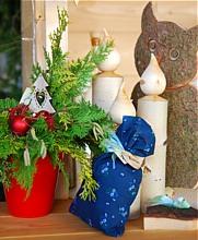 Stimmungsvoller Adventmarkt